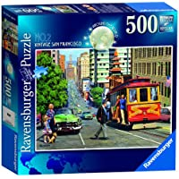 Ravensburger Around the World No. 2 - San Francisco, 500pc Jigsaw Puzzle