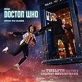 Doctor Who Official 2018 Calendar - Sqaure Wall Format Calendar (Calendar 2018)