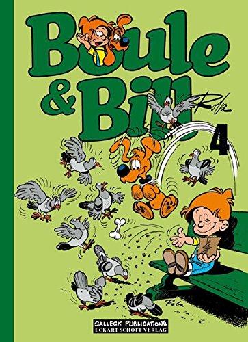 Preisvergleich Produktbild Boule und Bill: Band 4