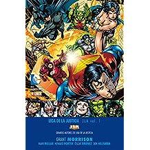 JLA de Grant Morrison: Grandes autores de la Liga de la Justicia: Grant Morrison - JLA núm. 01