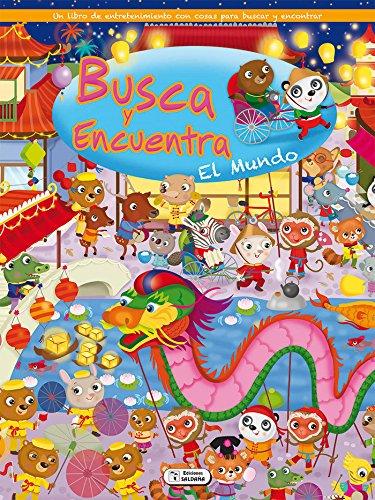 BUSCA Y ENCUENTRA - EL MUNDO