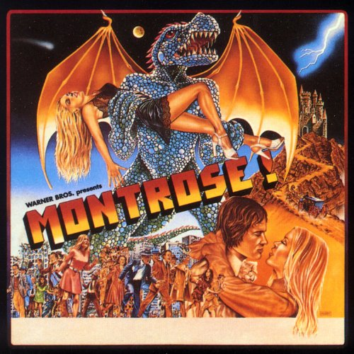 Warner Brothers Presents Montrose (Mp3 Montrose)