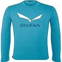 SALEWA Solid Logo Maglia Uomo