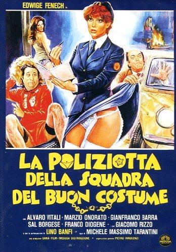 Borghese Borghese Spa (La poliziotta della squadra del buon costume [IT Import])
