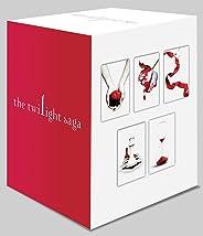 Twilight Saga 5 Book Set (White Cover)