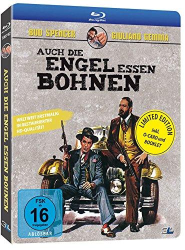 Auch die Engel essen Bohnen - O-Card Version (Exklusiv bei Amazon.de) [Blu-ray] [Limited Edition] - Herren-bohnen