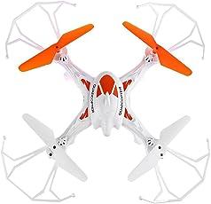 Toyshine X-16 2.4 Ghz Remote Control Drone, 6 CH 6-Axis Quadcopter, One Key Return, Headless Mode, R/C Drone