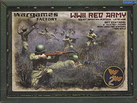 WWII Red Army