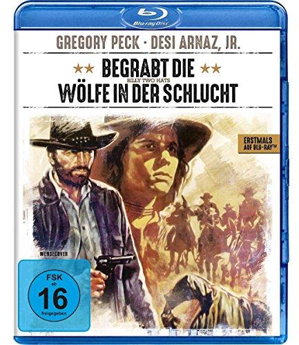 Begrabt die Wölfe in der Schlucht – Uncut [Blu-ray]
