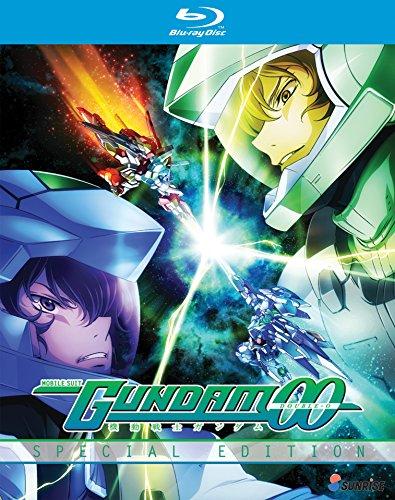 MOBILE SUIT GUNDAM 00: OVA COLLECTION - MOBILE SUIT GUNDAM 00: OVA COLLECTION (3 Blu-ray)
