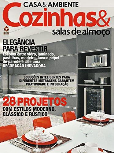 Casa & Ambiente Cozinhas & Salas de Almoço 53 (Portuguese Edition)