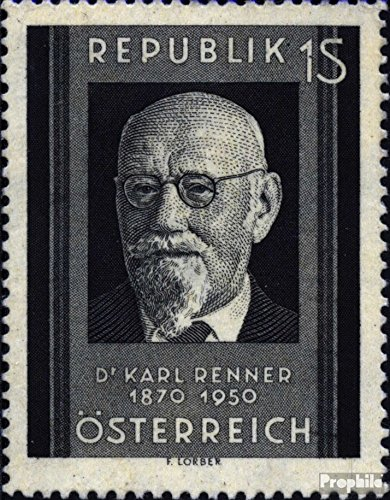 autriche-959-completeedition-1951-renner-timbres-pour-les-collectionneurs