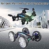 iBellete RC Drone con Telecamera Droni Grandangolo Pieghevole Quadcopter Drone Altitude Hold Telecomando Selfie Drones con 720P HD Camera