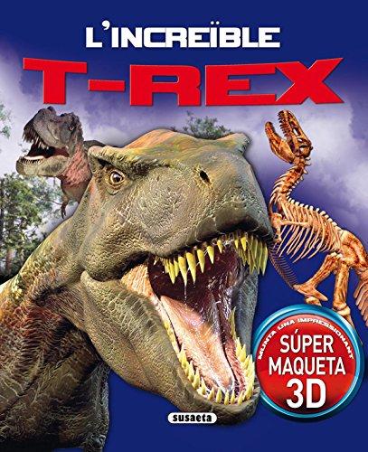 L'increïble T-Rex (Viatja a...) por Claire Bampton