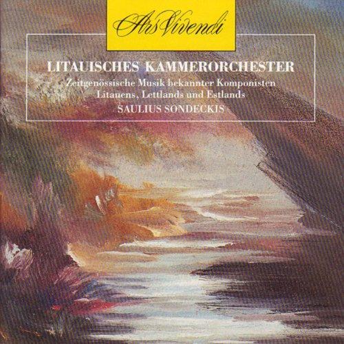 Zeitgenössische Musik bekannter Komponisten Litauens, Lettlands und Estlands