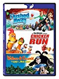 Best Rabbit Dvd - 3 Movies Collection: Flushed Away + Chicken Run Review