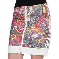 adidas F Trackskirt Falda de Tenis, Mujer, Multicolor (Multco), 34