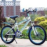 Kids équilibre vélo enfant apprentissage cycle de formation léger 6-12 ans enfants...