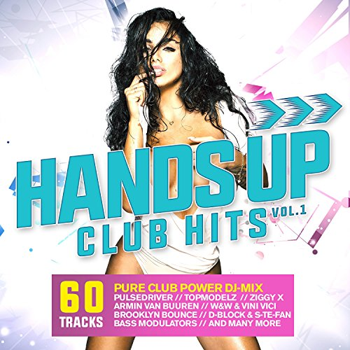 Hands up Club Hits, Vol. 1