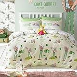 Roald Dahl The BFG Kids Duvet Cover Set, Single, Green