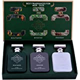 "Perfumer's Club""Best Fragrance for Men 2020"" Gift Set of 3(Into The Wild + Wild Child + Wanderer) Upto 24 hrs lasting (Eau De"