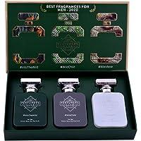"Perfumer's Club""Best Fragrance for Men 2021"" Gift Set of 3(Into The Wild + Wild Child + Wanderer) Upto 24 hrs lasting…"