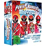 Power Rangers - Season 18-21