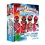 Power Rangers - Season 18-21 [Blu-ray]