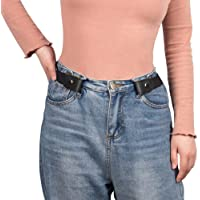 Bearhome Buckle-free Invisible Elastic Waist Belts