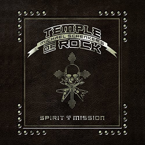 Spirit On A Mission: Deluxe Edition (CD+DVD) by Michael Schenker's Temple Of Rock