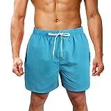 Farchat Costume da Bagno Swim Shorts Calzoncini da Bagno per Uomo Watershorts
