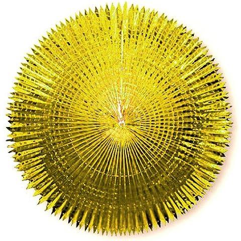 Gigante Foil Gold Star 120 cm