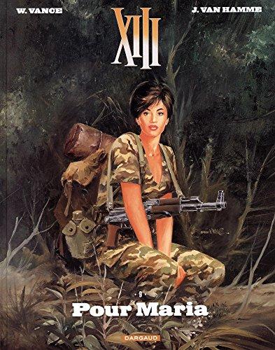 XIII - Nouvelle collection - tome 9 - Pour Maria par Van Hamme Jean
