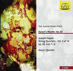 Streichquartette Vol.5 Op.20