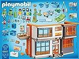 PLAYMOBIL-6657-Kinderklinik-mit-Einrichtung