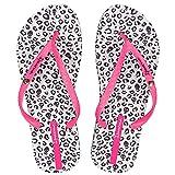 IPANEMA ANIMAL PRINT Sandale 2015 white/pink