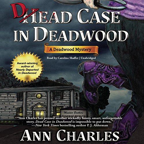 Dead Case in Deadwood  Audiolibri