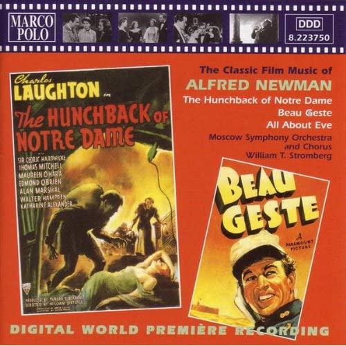 The Hunchback of Notre Dame (restor. and recons. J. Morgan): Clopin on Ground - Hallelujah Reprise