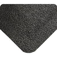 Wearwell 447.916x3x7BK - Alfombrilla antifatiga ultrasuave (91 x 213 cm), color negro