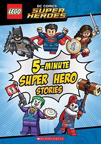 5-Minute Super Hero Stories (Lego DC Comics Super Heroes) por Scholastic
