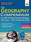 #3: The Geography Compendium for IAS Prelims General Studies CSAT Paper 1, UPSC & State PSC 2nd Edition