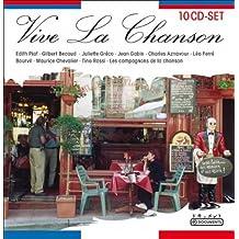 Vive La Chanson (Coffret 10CD)