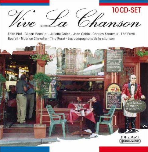 Vive la Chanson-Wallet Box Edith Piaf-box-set