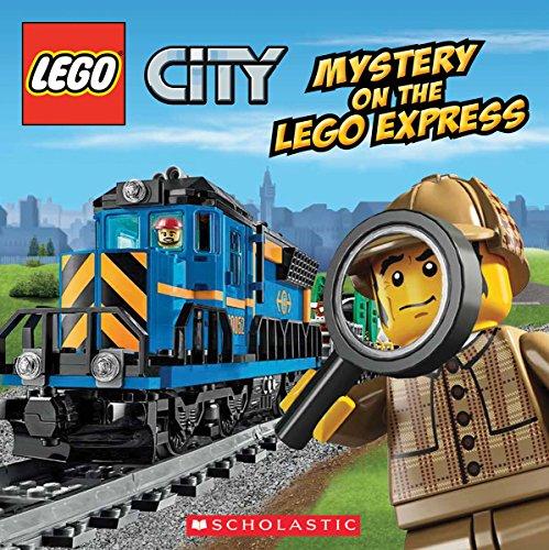 Lego City: Mystery on the Lego Express por Trey King