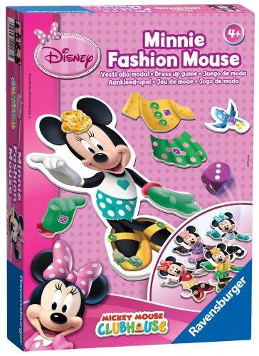 Ravensburger Minnie Fashion Mouse Game