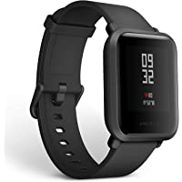 Amazfit Huami Bip Touch Screen Smartwatch A1608 (Onyx Black)
