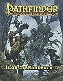 Pathfinder Monsterhandbuch 4 Taschenbuch (Pathfinder / Fantasy-Rollenspiel)
