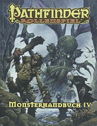 Pathfinder Monsterhandbuch 4 Taschenbuch