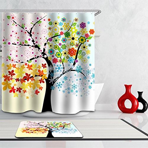 Fleur Meadow Autocollant Mural 3D Look-Chambre à Coucher Lounge Nature applique murale Z650
