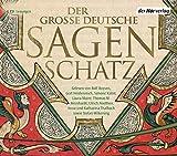 Der große deutsche Sagenschatz - Ludwig Bechstein